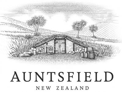 Auntsfield酒莊LOGO