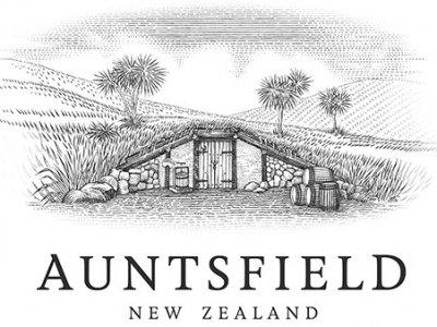 Auntsfield酒莊LOGO